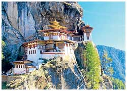 India Golden Triangle with Nepal Bhutan Tour