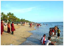 Kerala Romantic Beaches
