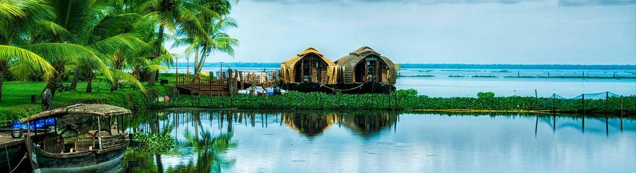Kerala Honeymoon Tour Packages From Mumbai