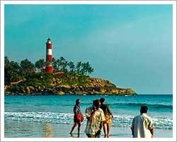 beaches of Kovalam