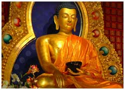 On The Footprints Of Lord Budha