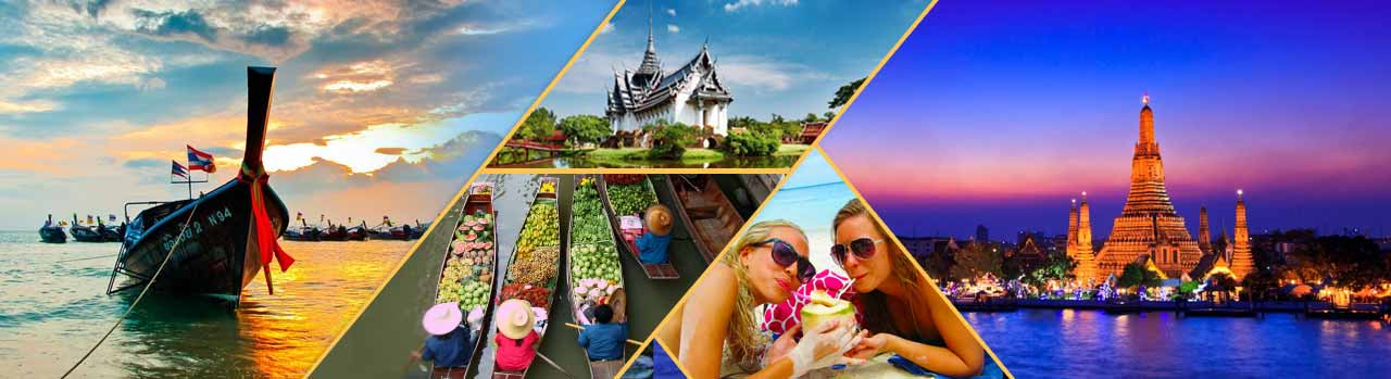 International Tour Packages Cheapest Holiday Packages - Thailand tour package
