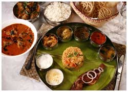 The Culinary Tour Of India